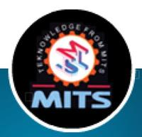 Madhira Institute of Technology and Science, [MITS] Nalgonda logo