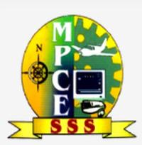 Madhukarrao Pandav College of Engineering, [MPCE] Bhandara logo