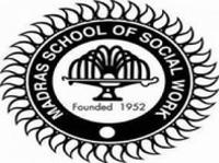 Madras School of Social Work, [MSSW] Chennai