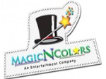 Magic N Colors School of Animation, Hyderabad logo