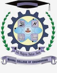 Magna College of Engineering, [MCE] Chennai logo