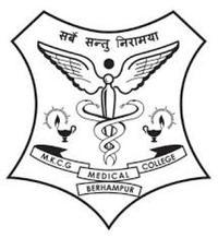 Maharaja Krishna Chandra Gajapati Medical College and Hospital, [MKCGMCAH] Berhampur