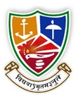 Maharajas College, [MC] Kottayam logo