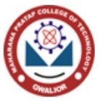 Maharana Pratap College of Technology, [MPCT] Gwalior logo
