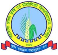 Maharana Pratap University of Agricultural and Technology, [MPUAT] Udaipur