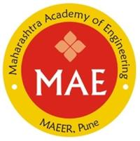 Maharashtra Academy of Engineering, [MAE] Pune logo