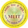 Maharishi University of Information Technology, [MUIT] Noida logo