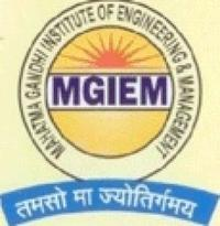 Mahatma Gandhi Institute of Engineering and Management, [MGIEM] Indore logo