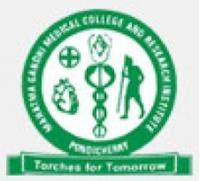 Mahatma Gandhi Medical College and Research Institute, [MGMCARI] Puducherry logo