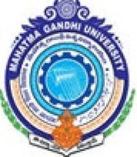 Mahatma Gandhi University, [MGU] Nalgonda logo