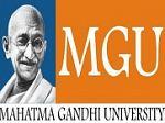 Mahatma Gandhi University, [MGU] Ri-Bhoi logo