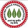 Mahatma Phule Krishi Vidyapeeth, [MPKV] Pune