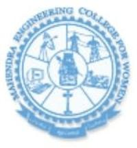Mahendra Engineering College for Women, [MECW] Namakkal logo