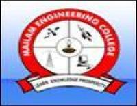 Mailam Engineering College, [MEC] Villupuram logo