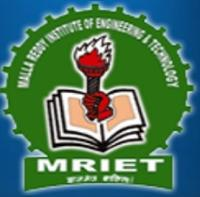 Malla Reddy Institute of Engineering and Technology, [MRIET] Rangareddi logo