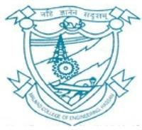 Malnad College of Engineering, [MCE] Hassan logo