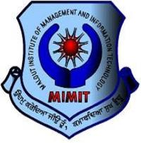 Malout Institute of Management and Information Technology, [MIMIT] Malout