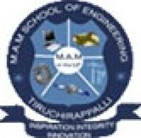 MAM School of Engineering, [MAMSE] Thiruchirapalli logo