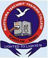 Mar Thoma Teachers Training College, Pathanamthitta logo