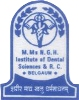 Maratha Mandal's Dental College and Research Centre, Belgaum