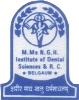 Maratha Mandal's Dental College and Research Centre, Belgaum logo