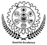 Marathwada Institute of Technology, [MIT] Bulandshahr logo