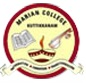 Marian College, [MC] Idukki logo