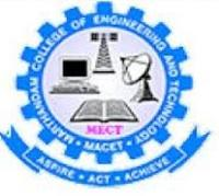Marthandam College of Engineering and Technology, [MCET] Kanyakumari logo