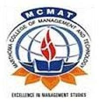 Marthoma College of Management and Technology, [MCMAT] Ernakulam