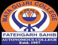 Mata Gujri College, [MGC] Fatehgarh Sahib logo