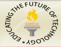 Matu Ram Institute of Engineering and Management, [MRIEM] Rohtak logo