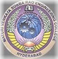 Maturi Venkata Subba Rao Engineering College, [MVSREC] Hyderabad logo