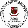 MEASI Institute of Management, [MIM] Chennai logo