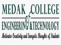 Medak College of Engineering & Technology, [MCET] Medak logo