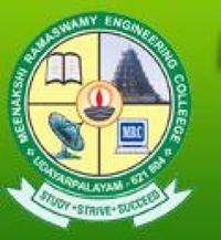Meenakshi Ramaswamy College of Engineering and Technology, [MRCET] Ariyalur logo