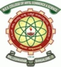 MES College of Arts Commerce and Science, [MESCACS] Bangalore logo