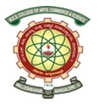 MES Degree College of Arts, [MESDCA]Commerce and Science, Bangalore logo