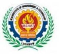 MG Institute of Management and Technology, [MGIMT] Lucknow logo