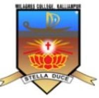 Milagres College, [MC] Udupi logo