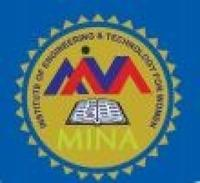 Mina Institute of Engineering and Technology for Women, [MIETW] Nalgonda logo