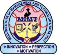 Modi Institute of Management and Technology, [MIMT] Kota logo