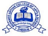 Mohamed Sathak College of Arts and Science, [MSCAS] Chennai logo