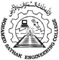 Mohamed Sathak Engineering College, [MSEC] Ramanathapuram logo