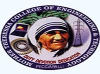 Mother Terasa College Of Engineering And Technology, [MTCET] Pudukkottai logo