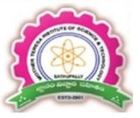 Mother Teresa Institute of Science and Technology, [MTIST] Khammam logo