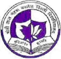 Motilal Nehru College, Delhi University logo