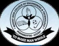 Mount Zion College of Engineering and Technology, [MZCET] Pudukkottai logo