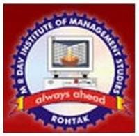 MR DAV Institute of Management Studies, [MRDAVIMS] Rohtak logo