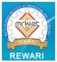 MRK Institute of Engineering and Technology, [MRKIET] Rewari logo