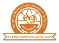 MS Bidve Engineering College, [MSBEC] Latur logo